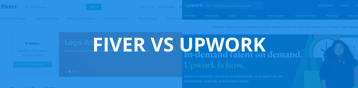 Fiverr vs. Upwork